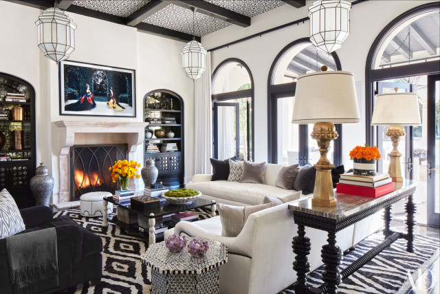 Khloe kardashian s home in ad designs by katy - Khloe kardashian house interior ...